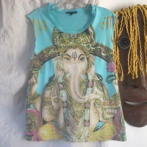 Urban Outfitters Goddess Tank M